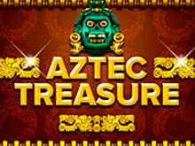 Автоматы Aztec Treasure на деньги