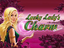 Lucky Lady's Charm Deluxe - игровые автоматы