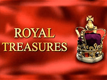 Royal Treasures в казино на деньги