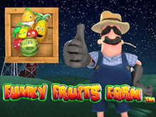 Мобильная версия Funky Fruits на сайте