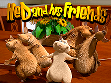 HD графика в аппарате Ned And His Friends Betsoft