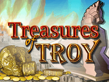 HD графика в слоте Treasures Of Troy от разработчика IGT Slots